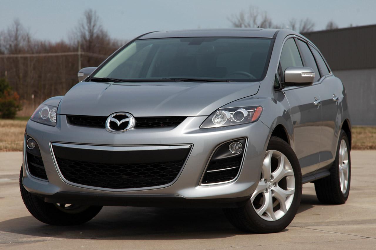 2011 Mazda Cx 7 Image 20