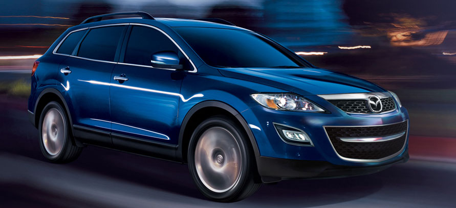 Mazda >> 2011 MAZDA CX-9 - Image #14