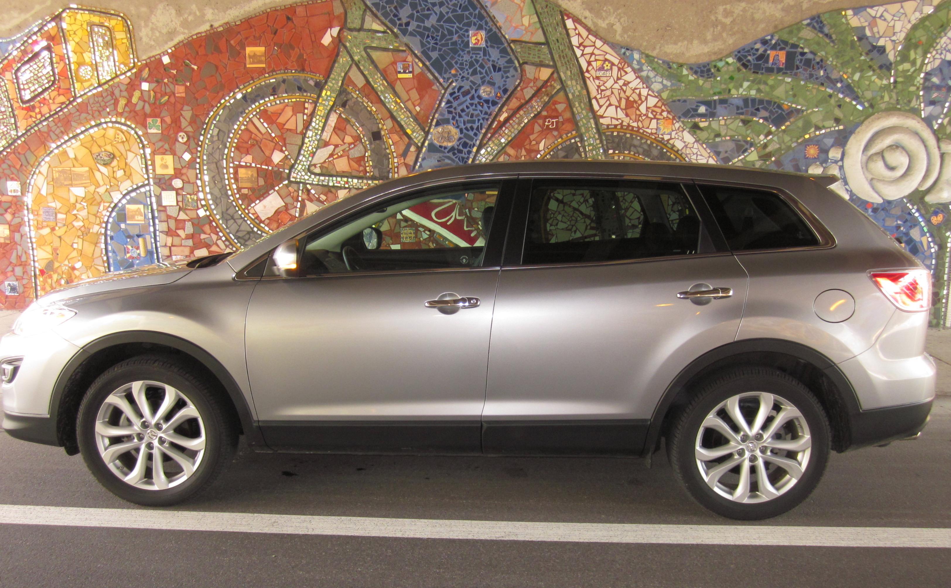 Mazda Cx 9 >> 2011 MAZDA CX-9 - Image #18