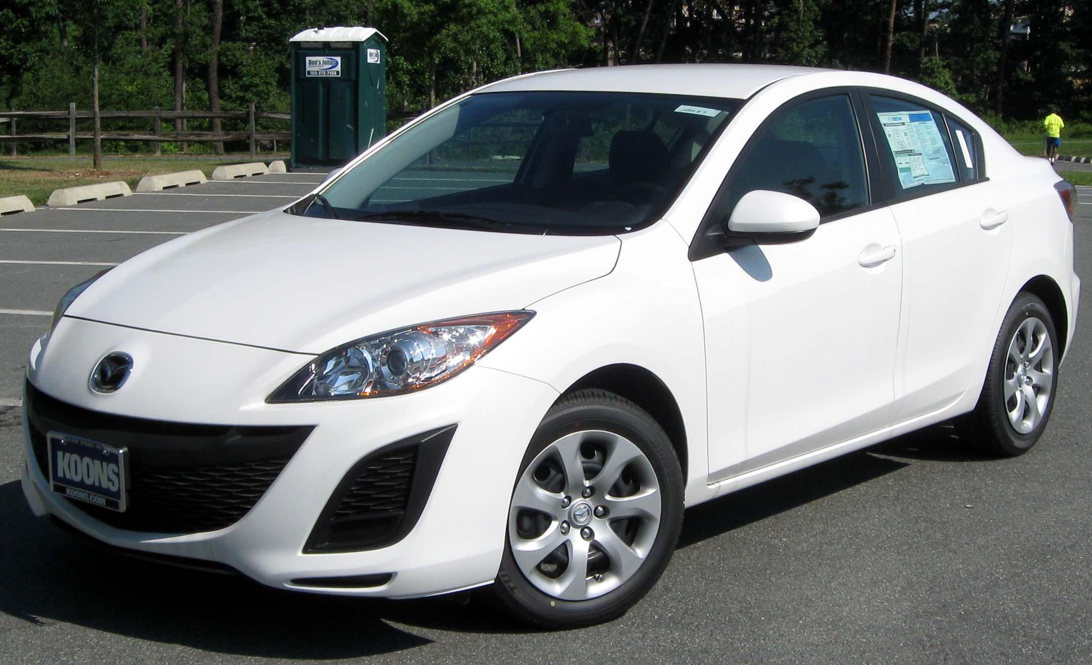 2011 Mazda Mazda3 Image 10