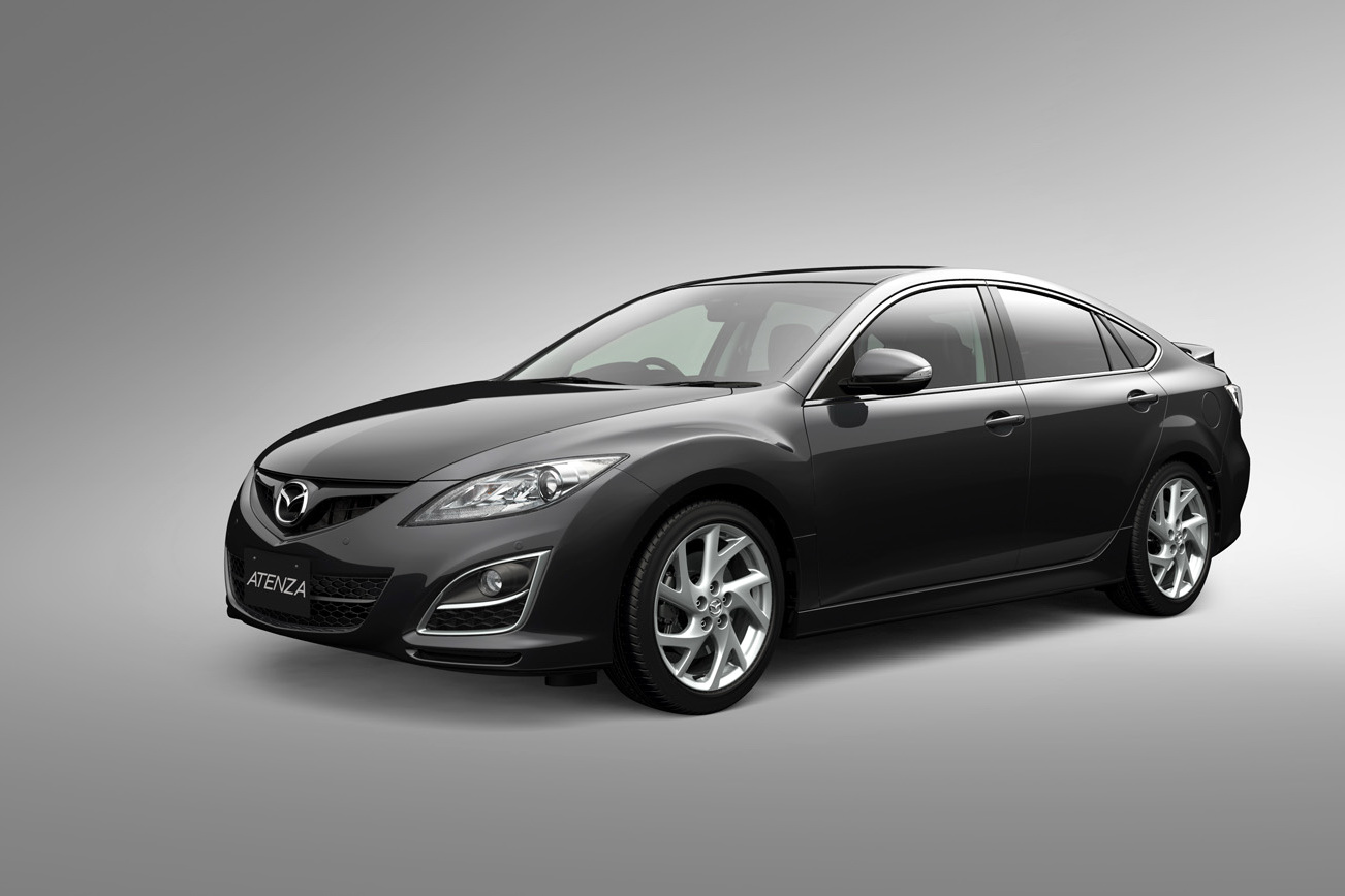 Cars Mazda. Mazda 6 (GH): specifications, description, reviews