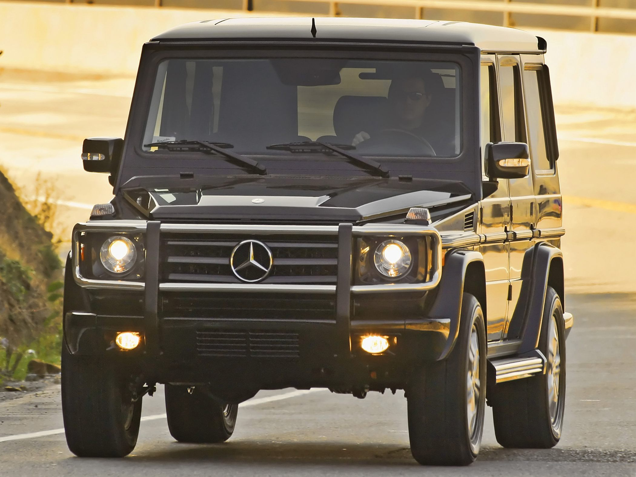 Mercedes Benz G Cl 21