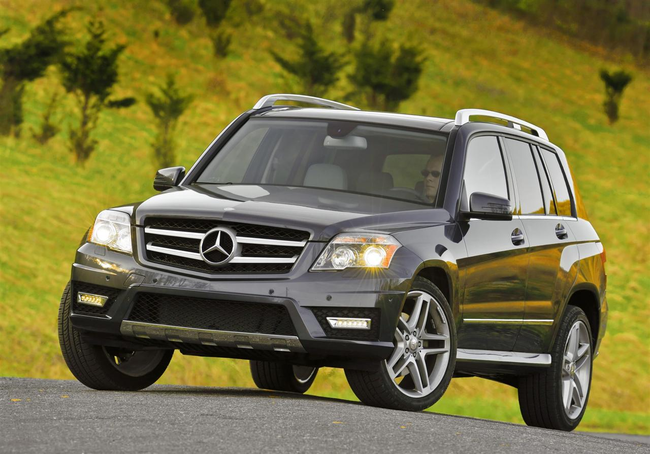 Image gallery 2011 mercedes glk for Mercedes benz glk class