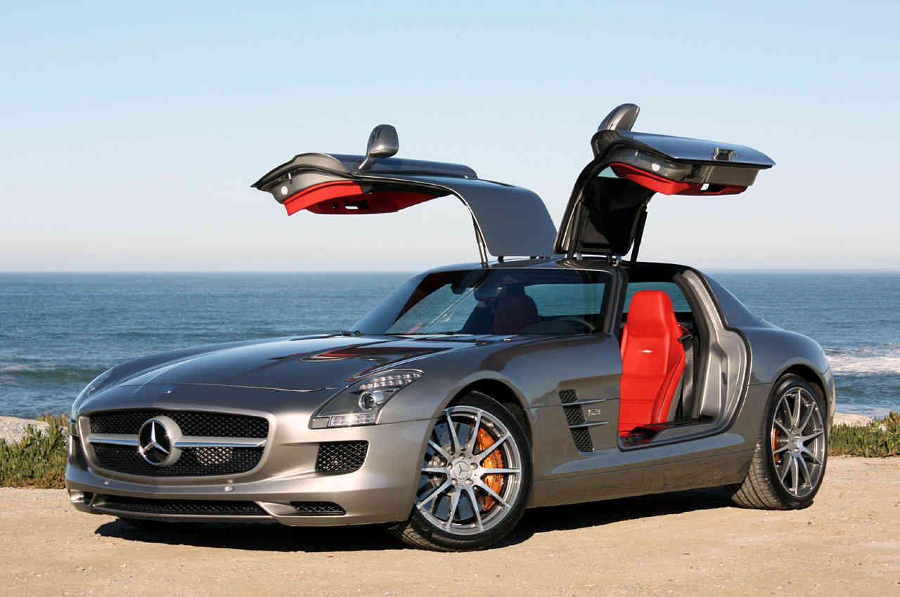2011 Mercedes Benz Sls Amg Image 11
