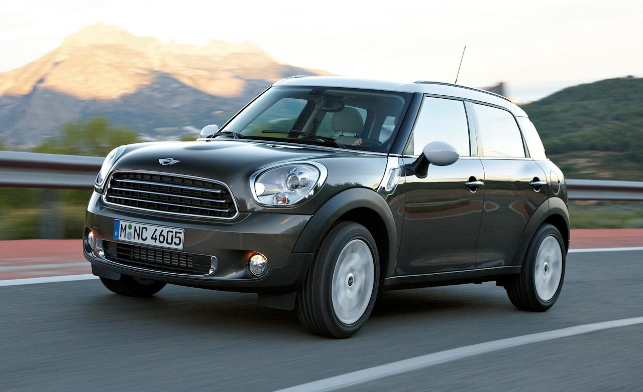 MINI Cooper Countryman #11