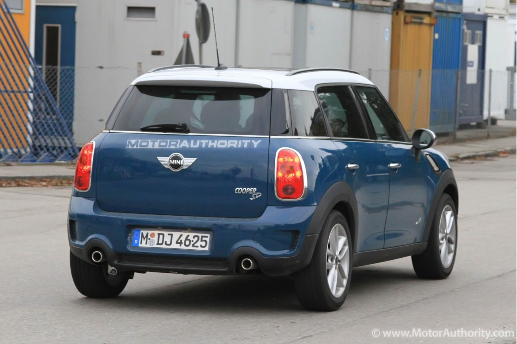 MINI Cooper Countryman #12
