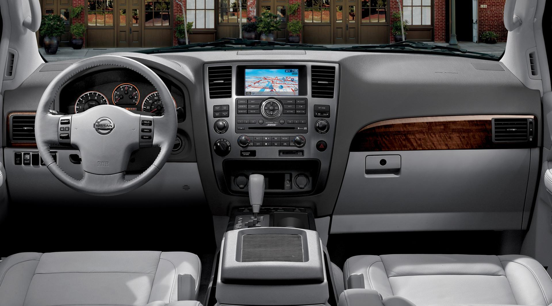 2011 Nissan Armada Information And Photos Zombiedrive