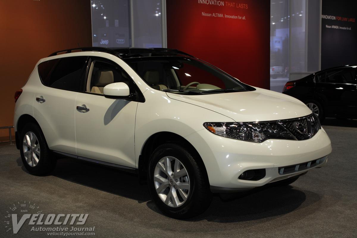 2011 Nissan Murano Image 16