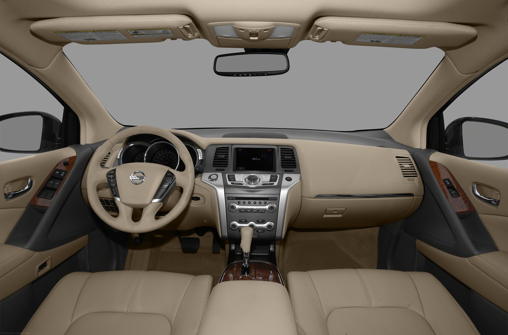 2011 nissan murano - information and photos - zombiedrive