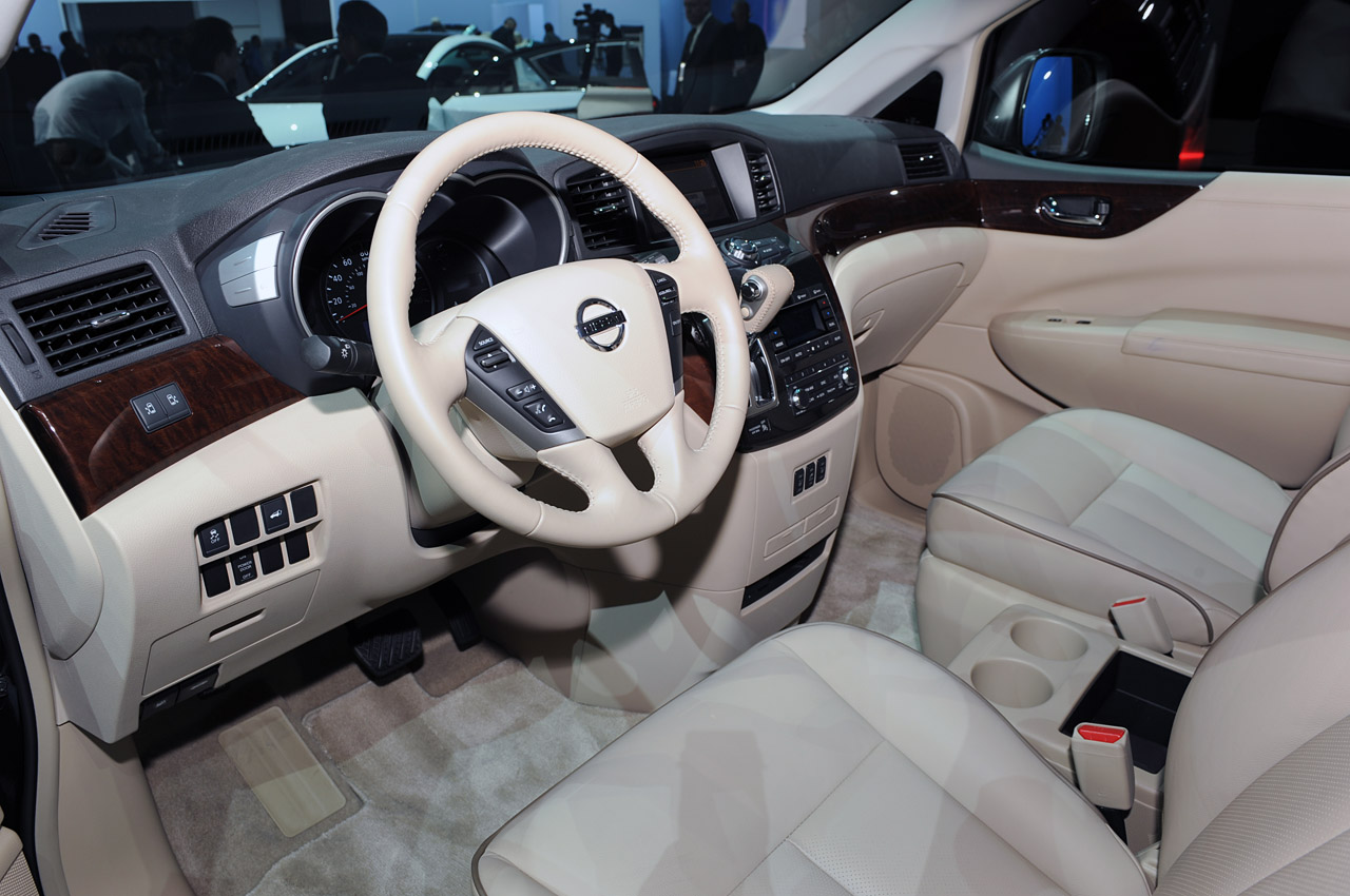 2011 nissan quest - information and photos - zombiedrive