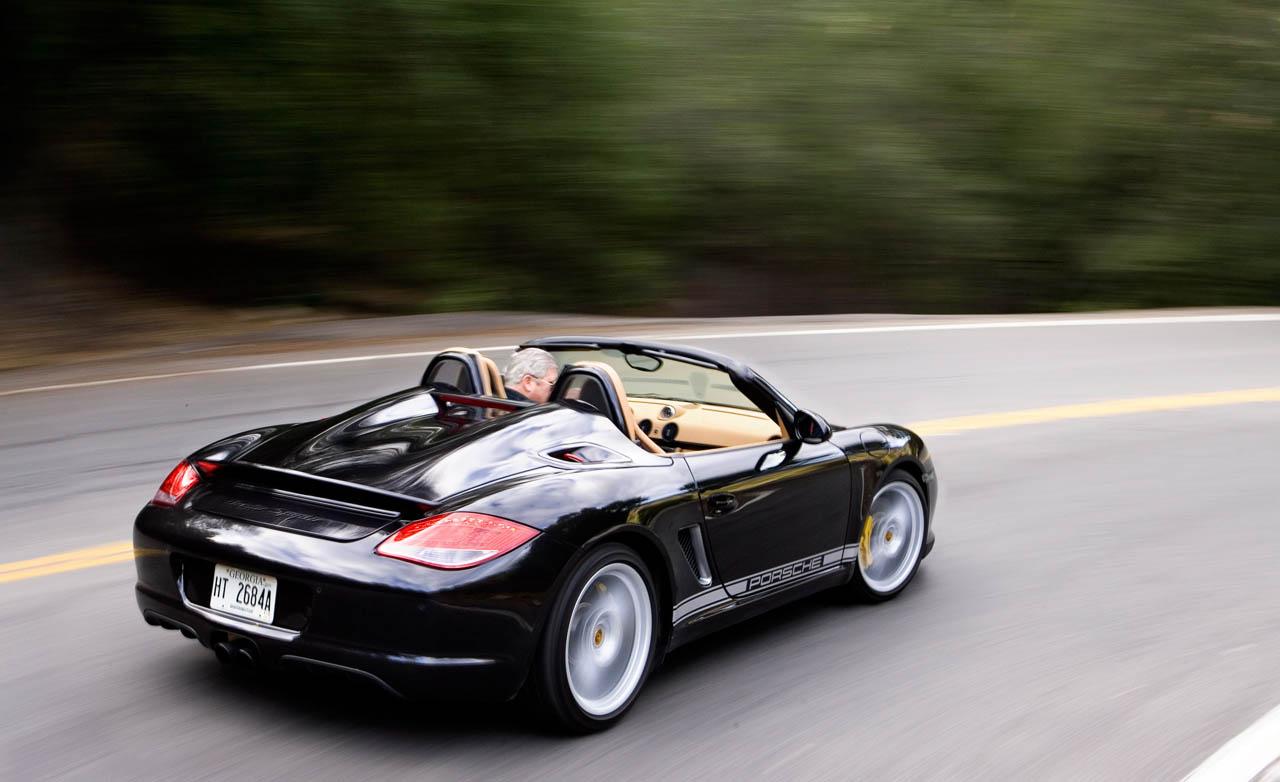2011 Porsche Boxster Image 16