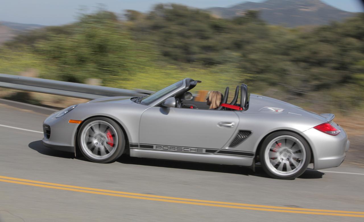 2011 Porsche Boxster Image 14