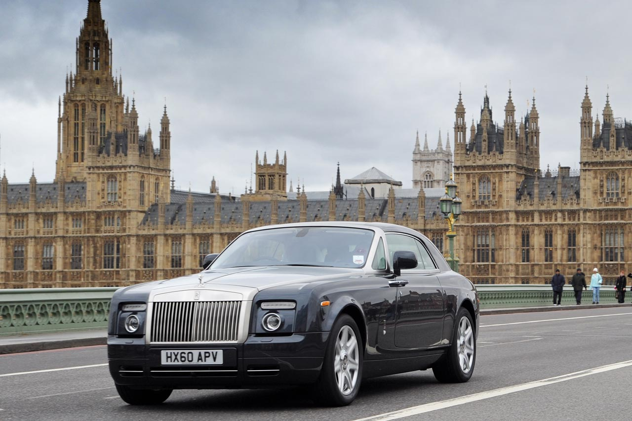 Rolls-Royce Ghost #20