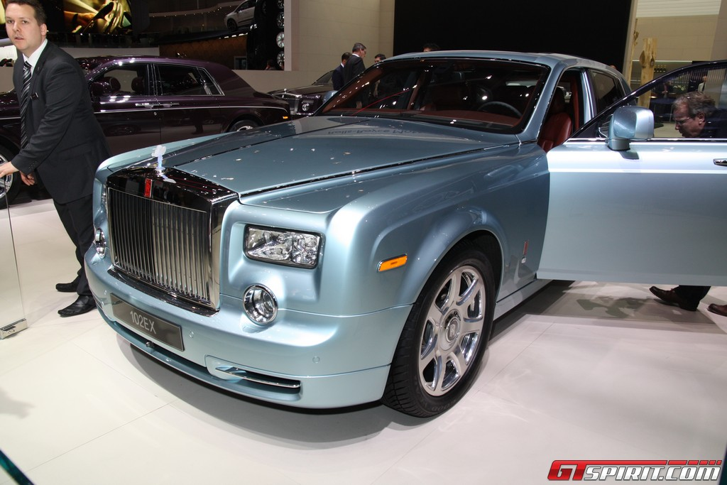 Rolls-Royce Phantom #17