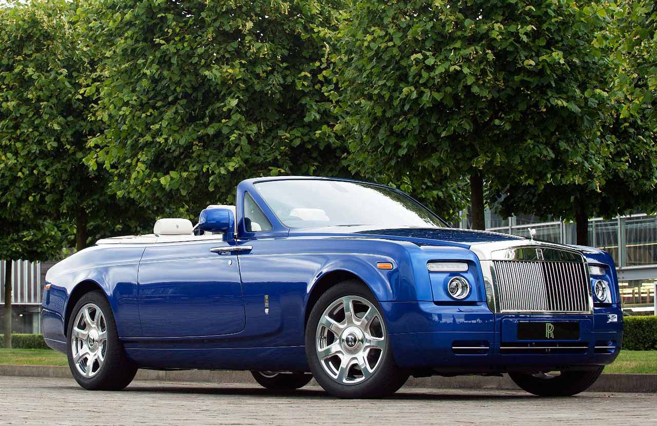 Rolls-Royce Phantom Drophead Coupe #13