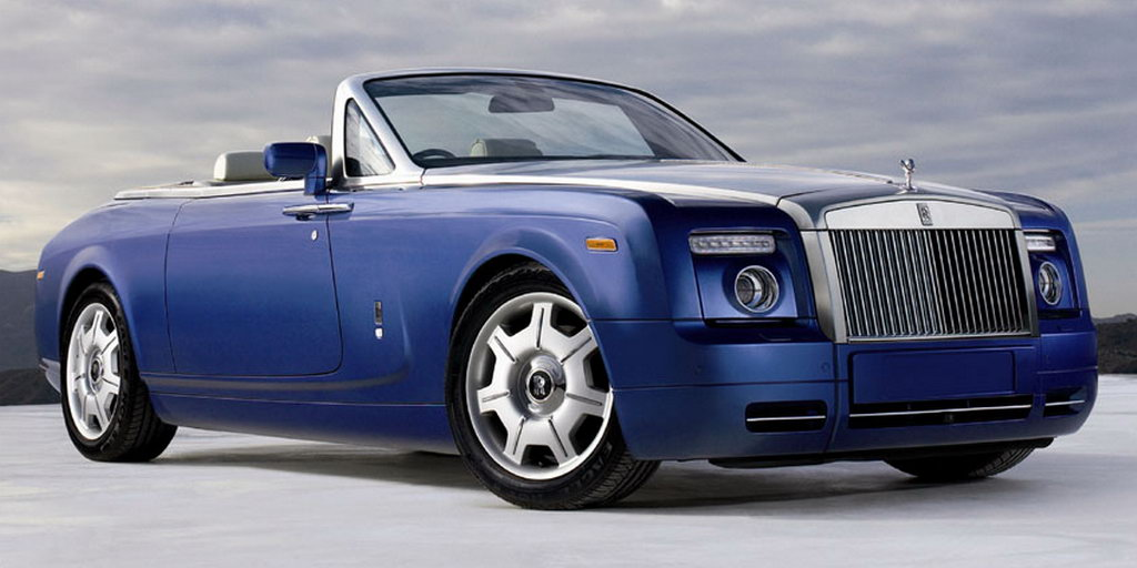 Rolls-Royce Phantom Drophead Coupe #12