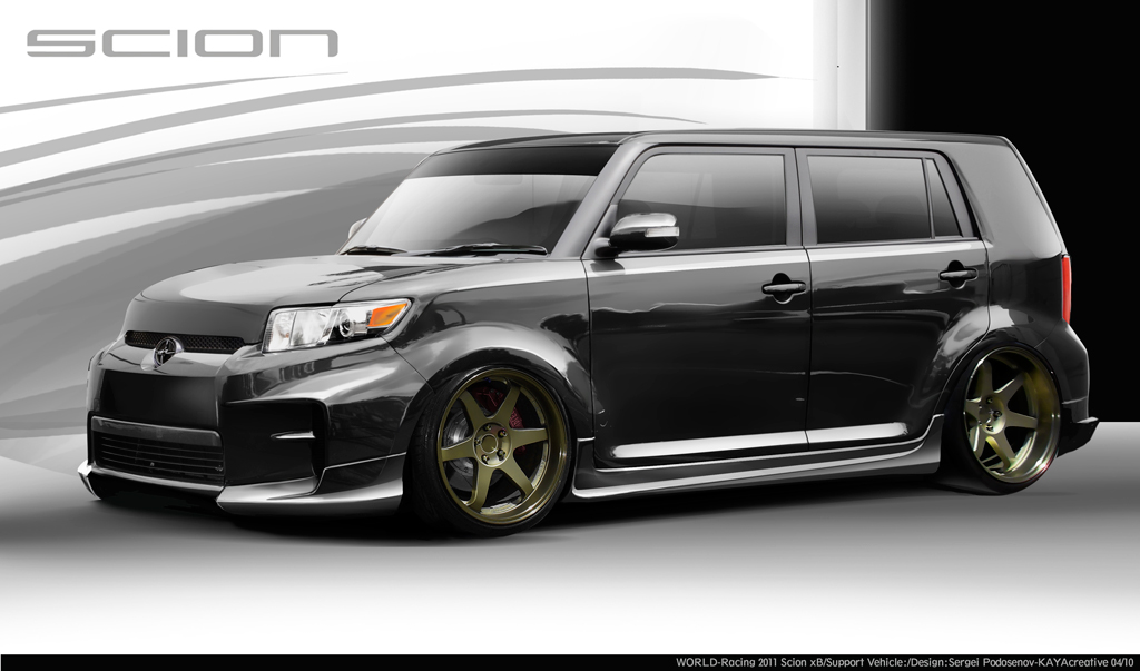 Scion xB #16