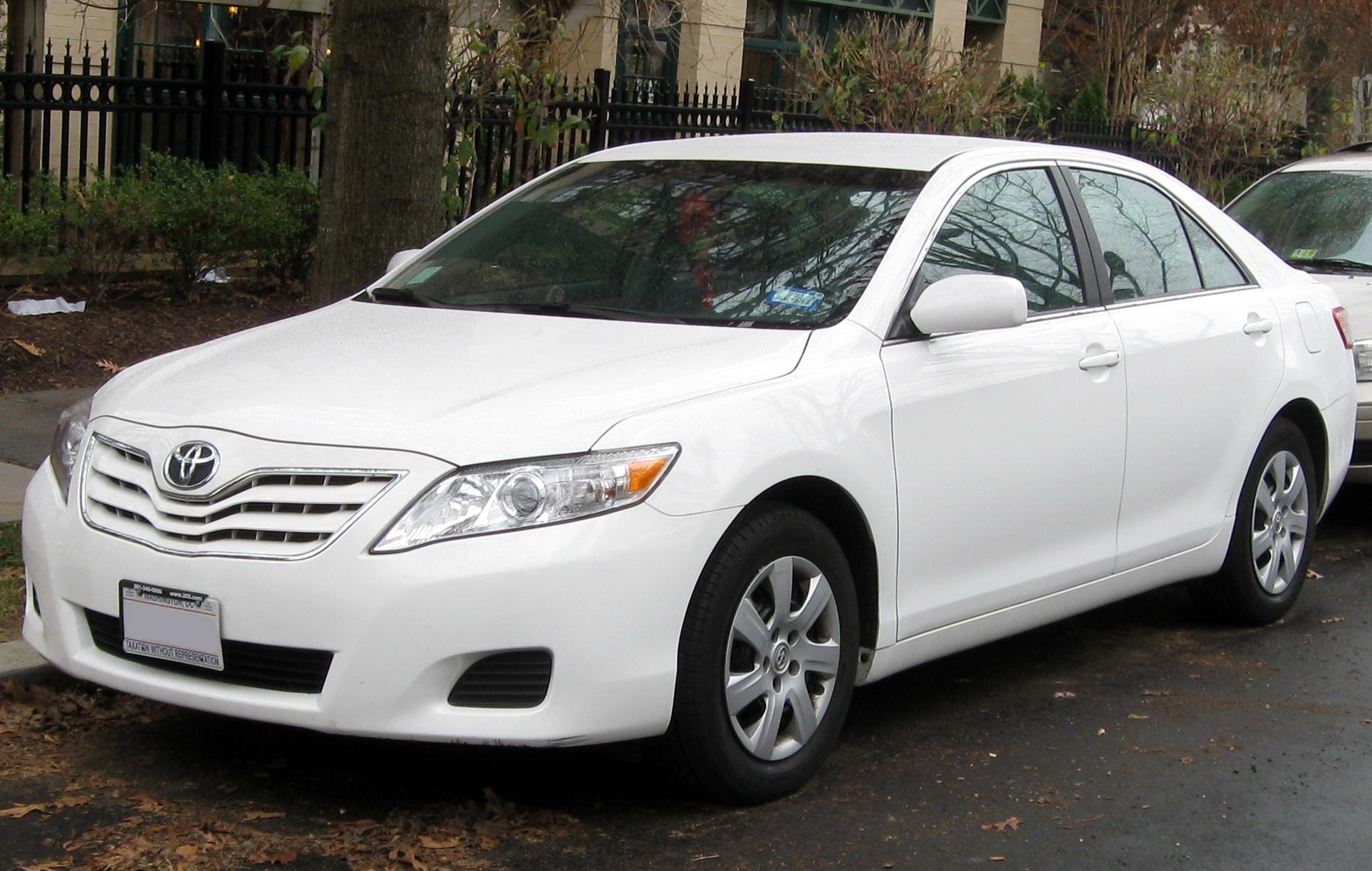 Toyota Camry Le 2011 2011 TOYOTA CAMRY - Image #14