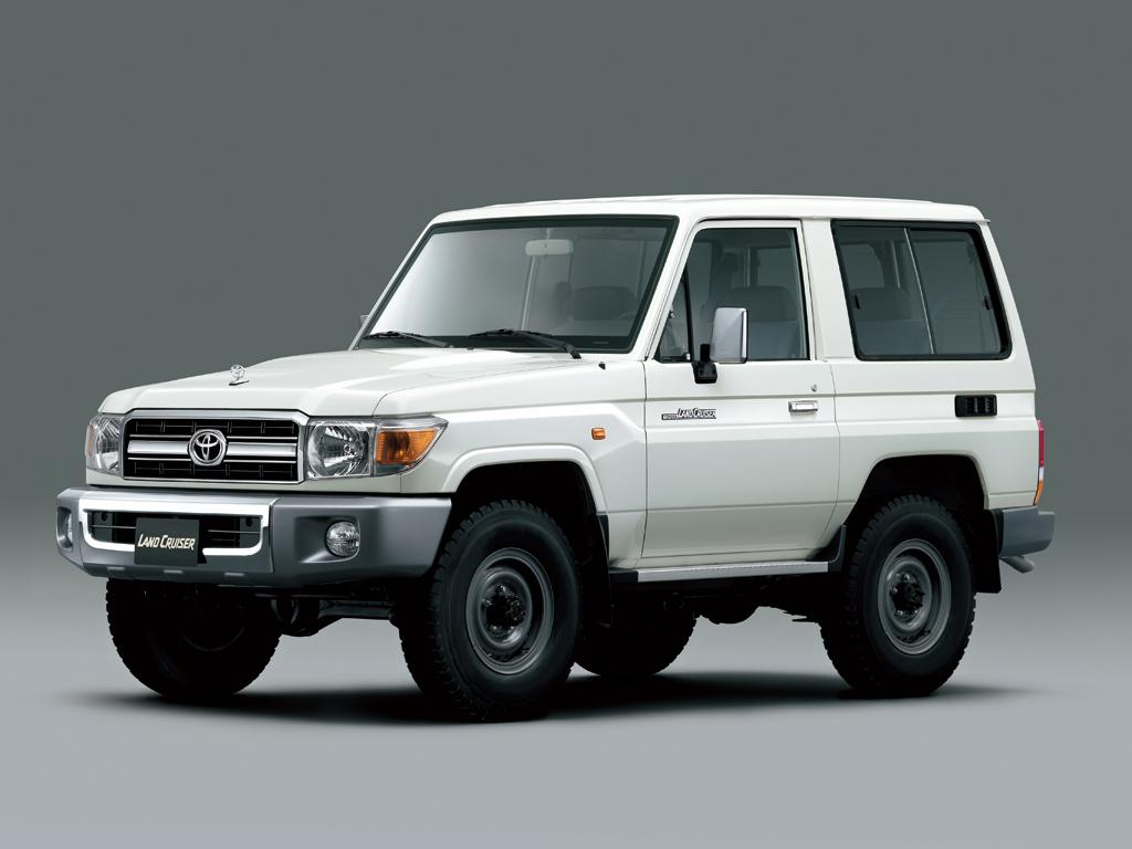 Toyota Land Cruiser #14