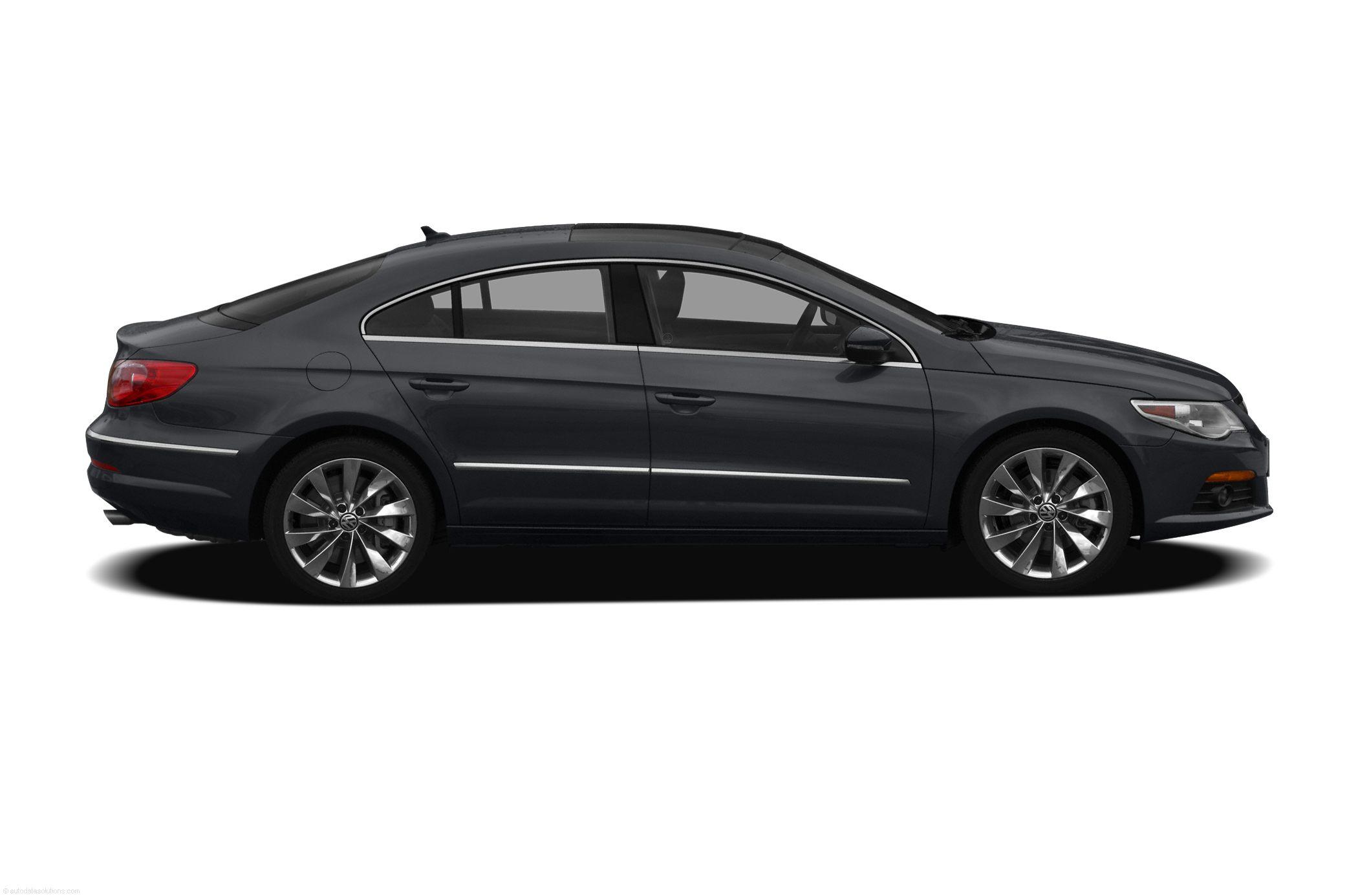 2011 Volkswagen Cc Image 8