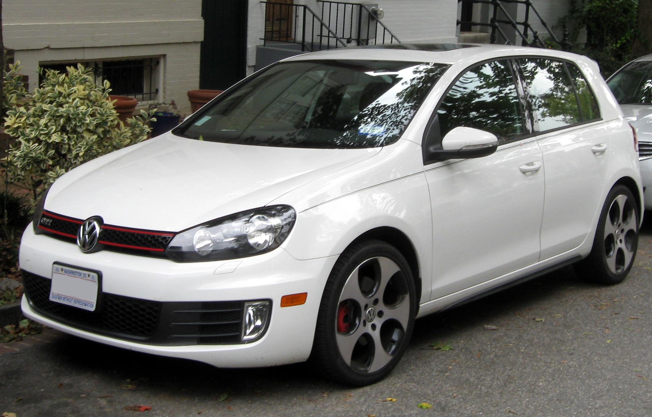 2011 Volkswagen Gti Image 19