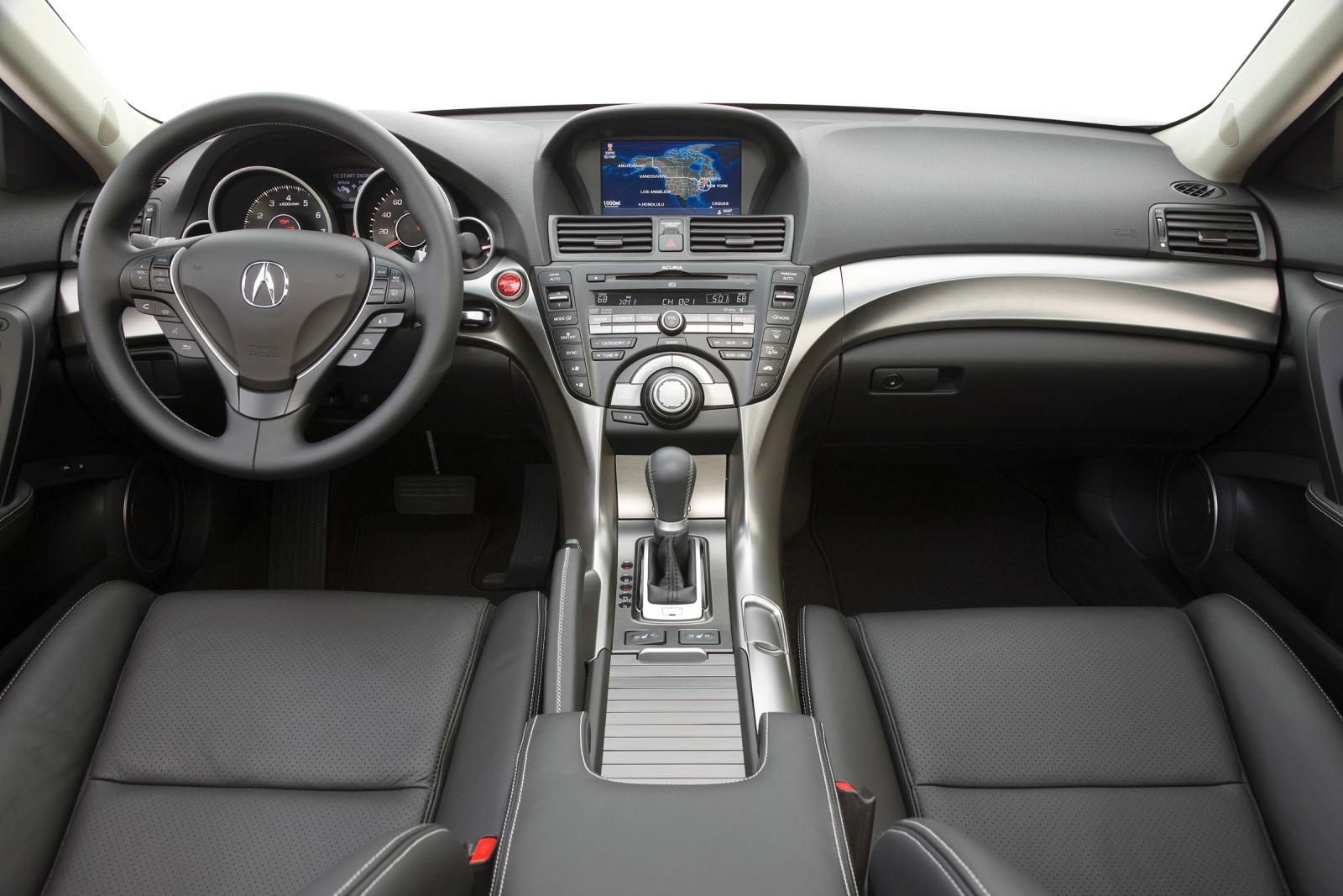 2011 Acura TL Sedan Cargo interior #7