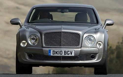 2011 Bentley Mulsanne 6.8 exterior #6
