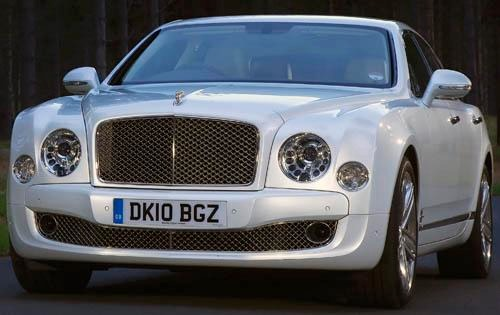 2011 Bentley Mulsanne 6.8 exterior #2