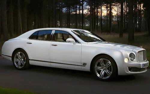 2011 Bentley Mulsanne 6.8 exterior #3