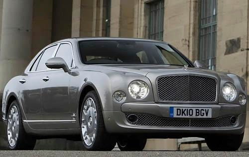2011 Bentley Mulsanne 6.8 exterior #1