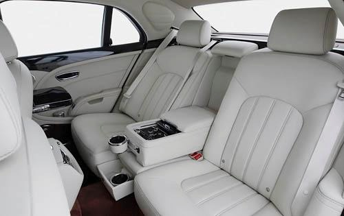 2011 Bentley Mulsanne 6.8 exterior #8