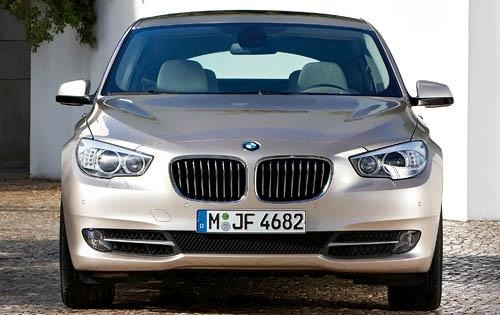 2011 BMW 5 Series Gran Tu interior #7