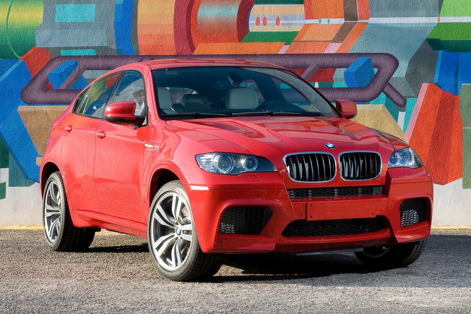 2011 BMW X6 M 4dr SUV Int Interior 2
