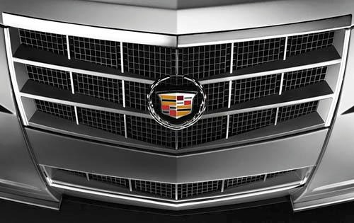 2011 Cadillac CTS Coupe P exterior #7