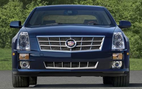 2011 Cadillac STS V6 Luxu exterior #3
