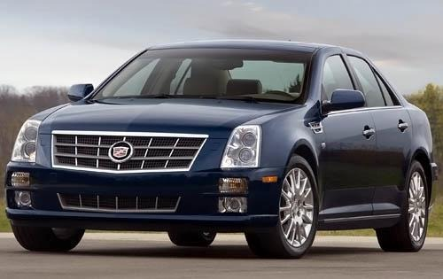 2011 Cadillac STS V6 Luxu exterior #1