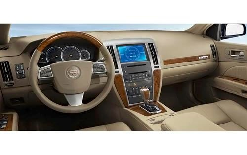 2011 Cadillac STS V6 Luxu exterior #6