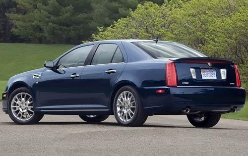 2011 Cadillac STS V6 Luxu exterior #2