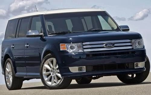 2011 Ford Flex Limited St exterior #4