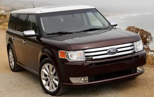 2011 Ford Flex Limited St exterior #3