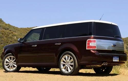 2011 Ford Flex Limited St exterior #8