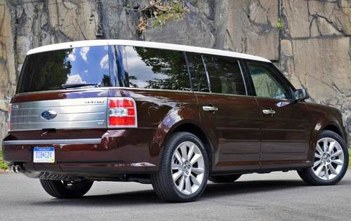 2011 Ford Flex Limited St exterior #6