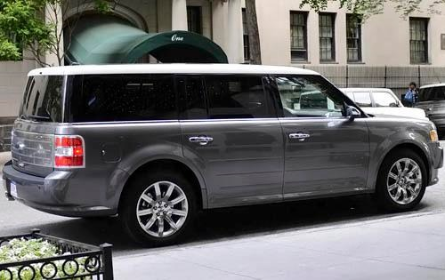 2011 Ford Flex Limited St exterior #9