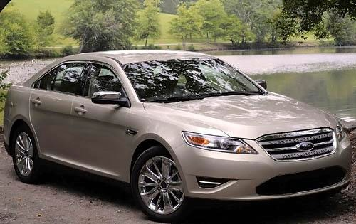 2011 Ford Taurus Limited  interior #1