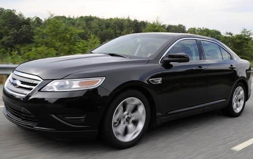 2011 Ford Taurus Limited  interior #5