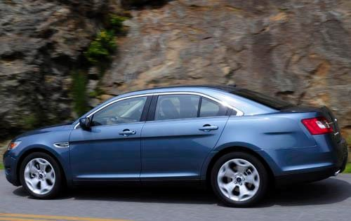 2011 Ford Taurus Limited  interior #6