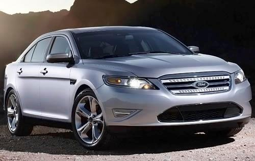 2011 Ford Taurus Limited  interior #2