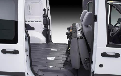 2011 Ford Transit Connect interior #6