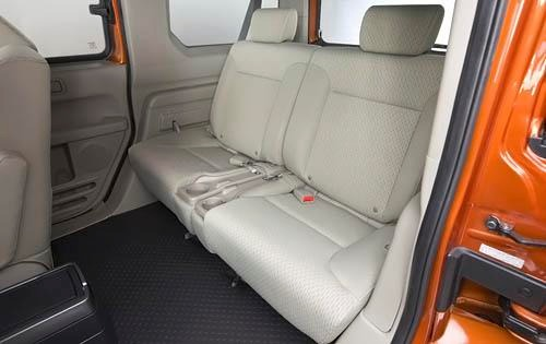 2011 Honda Element Instru interior #6