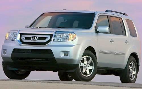 2011 Honda Pilot #6 2011 Honda Pilot EX 3.5L Exterior #6